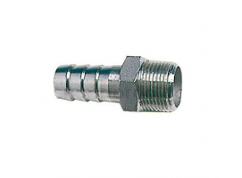 Hose Connector Tube Diameter 15 to 78 mm Inox