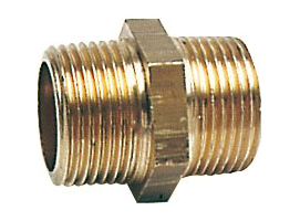 COUPLER IN BRASS