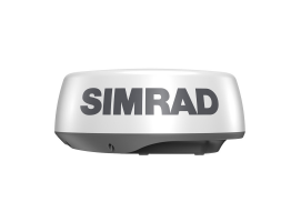 Simrad HALO20 compression radar