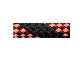 Mar Black-Orange Regatta Rope