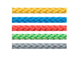 Polyester Braided Cord Line