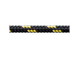 Regatta Black-Yellow  Sea Blue Rope