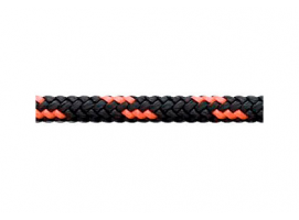 Regatta Black-Orange Sea Blue Rope