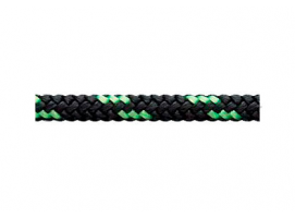 Regatta Black-Green Sea Blue Rope
