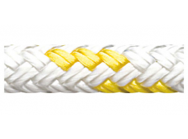 White-Yellow Regatta Star Cup Rope