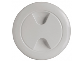 White Polypropylene Inspection Hatch