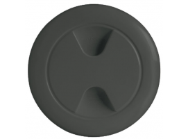 Black Polypropylene Inspection Hatch