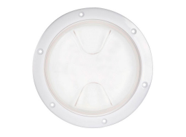 Transparent Round Inspection Cover