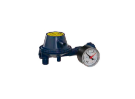 30 Mb Pressure Regulator with Manometer