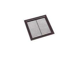 Square Grille Air Inlet 240x240mm Dometic