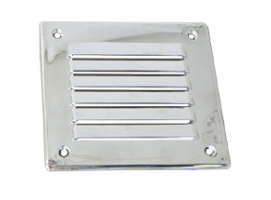 Ventilation Grille 11.5 x 12.7 cm Chromed