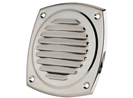 Stainless steel ventilation grille