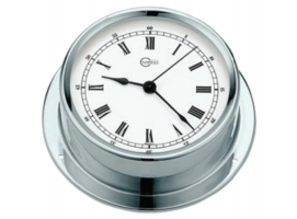 Quartz clock Barigo Regatta White Dial