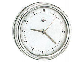 Quartz clock Barigo Orion Silver Dial