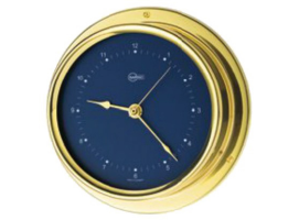 Quartz clock Regatta Blue Dial