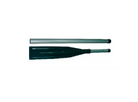 165 cm Anodized Aluminium Disassembling Oar