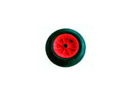 36 cm Inflatable Rubber Wheel