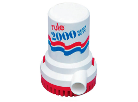 Rule Manual Bige Pump 2000 12VDC