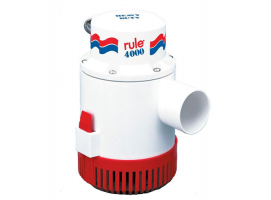 Rule Manual Bilge Pump 4000