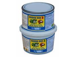 Sadira-Dur Hard Epoxy Putty