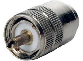 Scout PL 259 (RG 213) Male Connector