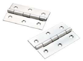 Seachoice Couple Hinges Rectangular