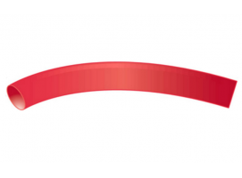 Seachoice Red Shrinkable Tube Self-Adhesive