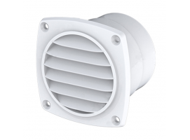 Seaflo Round Louver Air Vent