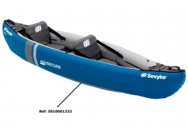 Sevylor Adventure Kayak Floor Bladder