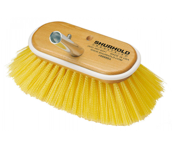 Shurhold 15 cm Medium Deck Brush Model 955