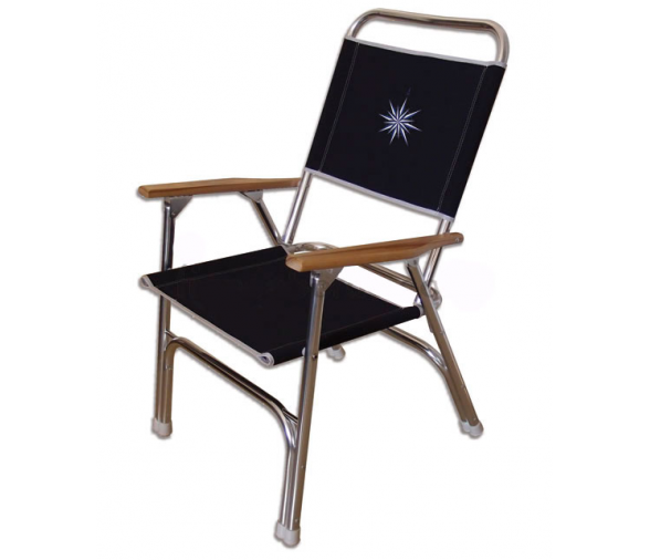 Navy 2 Chair