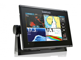 Simrad GPS Plotter GO9 XSE with Transducer DownScan