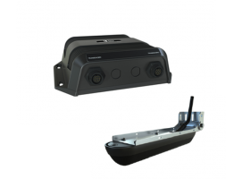 Simrad Modullo and transducer Structurescan 3D