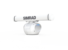 Simrad Pulse compression radar Halo-6