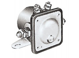 2 Terminals Ignition Solenoid