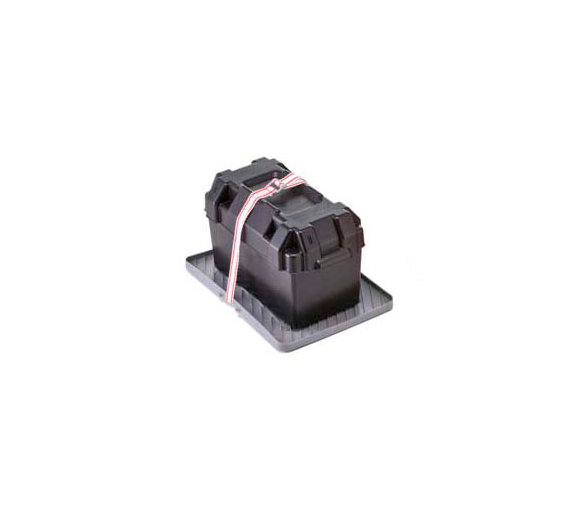 Battery or Jerrycan Holder 340x260 mm