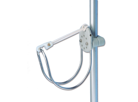 Extra Holder for Ring or Horseshoe Life Buoy