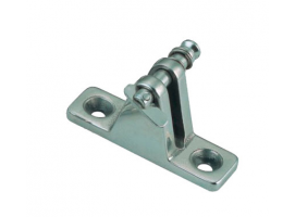 90 DEGREES DECK HINGE REMOVABLE PIN INOX 316 VINOX