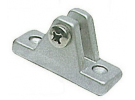 Aluminium Diameter 20 mm Deck Hinge