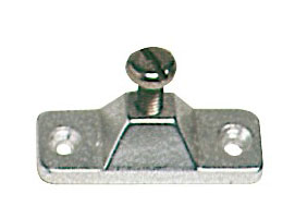 Aluminium Diameter 20 mm Side Mount Deck Hinge