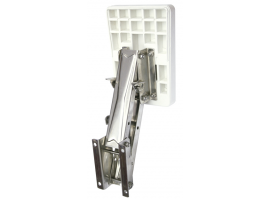 316 Stainless Steel Outboard Motor Support Up to 7CV
