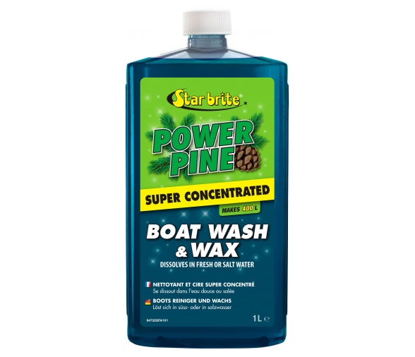 Star Brite Soap Power Pine Cleaner Boat
