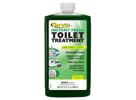 Instant Fresh Toilet Treatment Pine Scent Star Brite