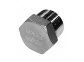 PLUG MALE THREAD INOX