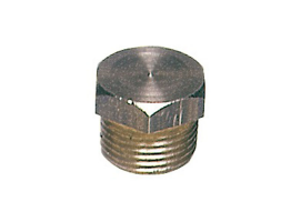 Brass Thread Plug Male