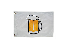 Taylor Made Beer Flag