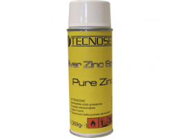 Tecnoseal Zinc spray 1 bottle 369gr