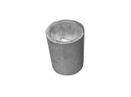 Teacnoseal Radice Hexagonal Prop Nut (anode only)