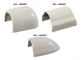 Terminals for Flexible Plastic Fender Profile