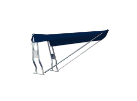 Navy Blue Bimini Top Tent for Roll Bar
